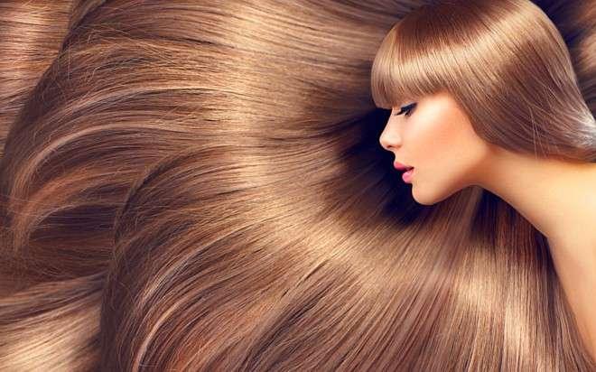 zdravé vlasy