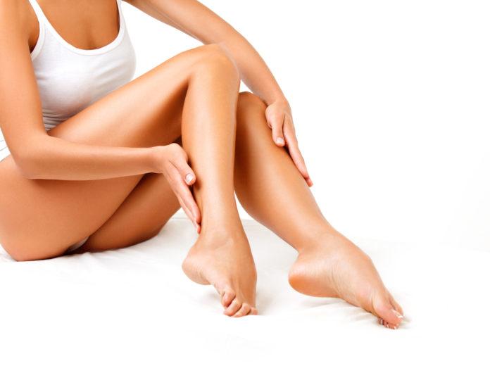 ošetřování nohou